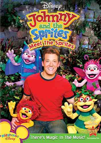 JOHNNY AND THE SPRITES:MEET THE SPRIT BY JOHNNY AND THE SPRIT (DVD)
