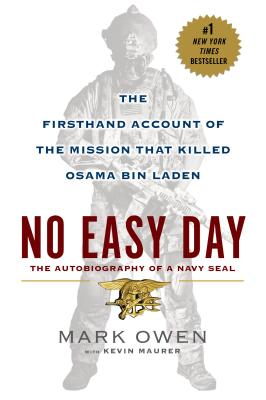 No Easy Day By Owen, Mark/ Maurer, Kevin
