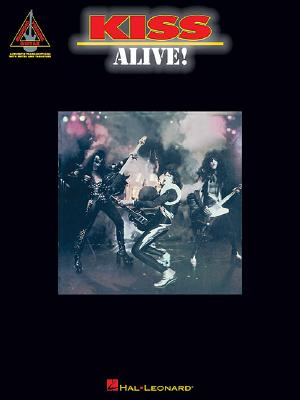 Kiss - Alive! By Kiss (CRT)